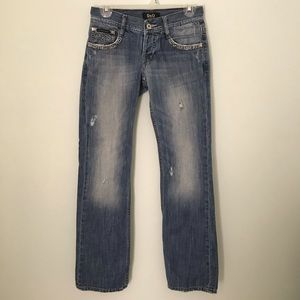 Dolce & Gabbana distressed bootcut Jeans 28